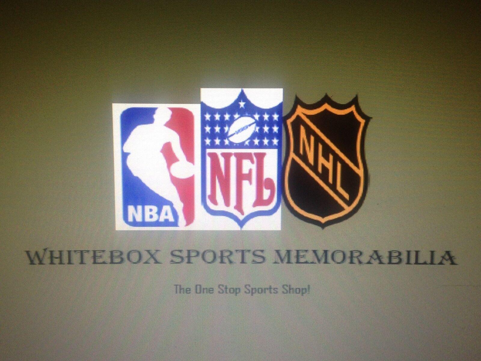 Whitebox Sports Memorabilia