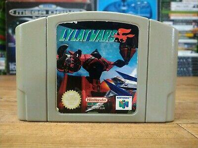 Lylat Wars Nintendo 64 N64 Cart Only Very Good