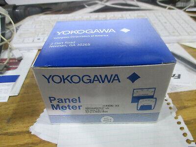 Yokogawa Panel Meter 250344rxrx7ul