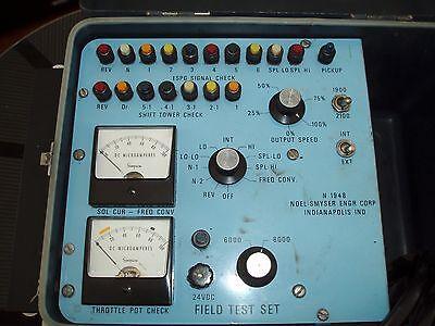 euclid r85 / terex / allison - n-1948 transmission test kit