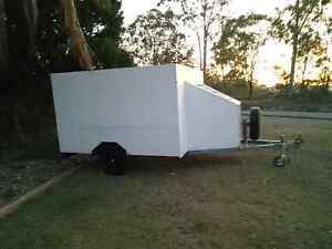 Fully Enclosed Trailer Albany Creek Brisbane North East Preview