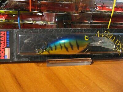 NEW NORMAN LURES DEEP LITTLE N CRANKBAIT BASS FISHING APPARITION