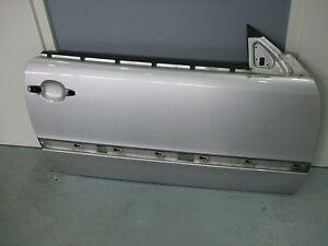 Mercedes CLK W208 Original Tür rechts Silbermetallic 744 gut und ohne Rost