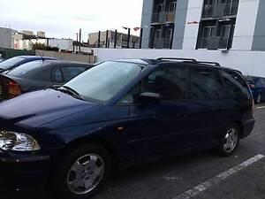 2001 Honda Odyssey (7 Seat) Wagon Adelaide CBD Adelaide City Preview