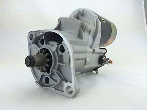 Starter Motor Toyota Landcruiser HJ61,HJ75,HJ60,HJ47 4.0L Diesel 2H 1980-1990
