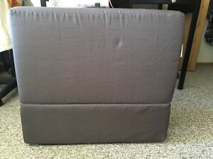 Foam mattress for camping, RV and overnight guests