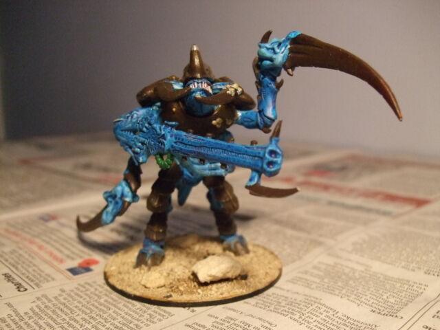 Painted Tyranid Carnifex Warhammer 40,000 40k Games Workshop GW OOP