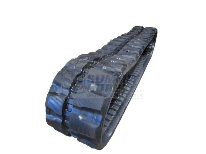 "18"" Offset Rubber Tracks For Yanmar B7-3 B7-5 Vio75 Vio75-5,summit Supply, Nj"