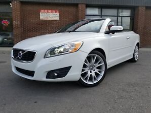 2011 Volvo C70 T5 POWER HARDTOP CONVERTIBLE 96K ONLY!!!