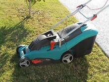 MOWER - BOSCH ROTAK 34 Rochedale Brisbane South East Preview