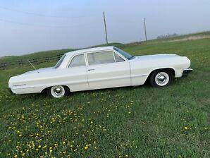 1964 biscayne 2 door sedan