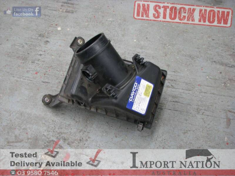Subaru forester xt gt oem airbox air intake2001 engine subaru forester xt gt oem airbox air intake2001 fandeluxe Image collections