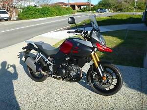 2014 SUZUKI DL 1000 A Beaconsfield Fremantle Area Preview