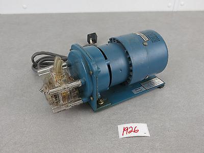 Cole Parmer Pump 7545-10 Masterflex 7015 Head