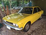 1972 Fiat 124 Coupe Belair Mitcham Area Preview