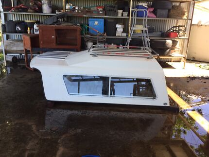 Canopy off a 1979 short wheelbase f100 Marian Mackay Surrounds Preview