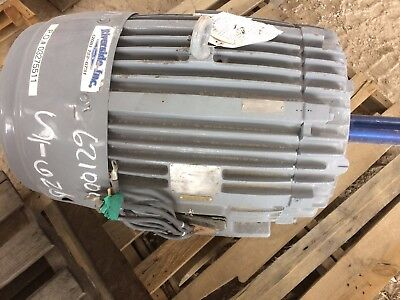 75 Hp Electric Motor 2 Speed 1785 890 Rpm 405t Frame
