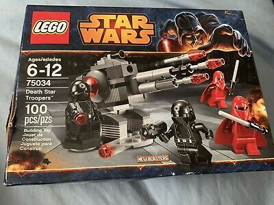 LEGO Star Wars - 75034 - Death Star Troopers - NEW - SEALED
