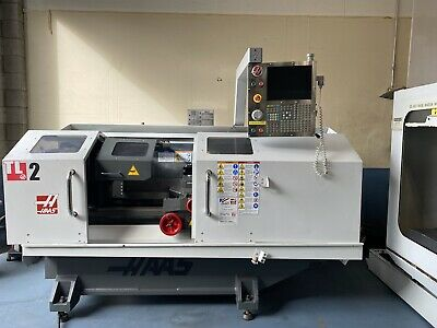 2010 Haas Tl-2 Lathe With Tailstock And Toolroom