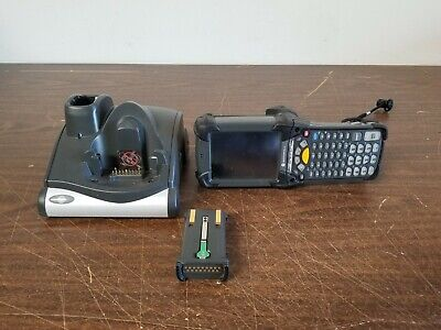 Motorola Mc9190 Wireless Handheld Barcode Scanner Untested For Parts Lot