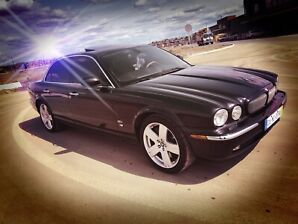 (RARE) XJR supercharged LOW KMS - (REDUCED)/ OFFERS....?