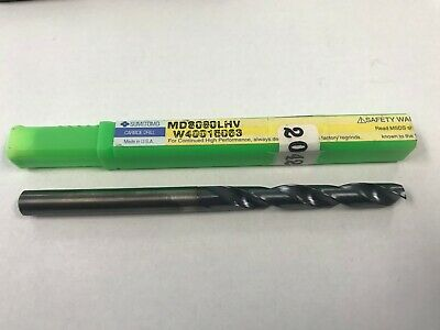 Sumitomo Mds080lhv Carbide Coolant Fed Drill 8mm W40015063 New