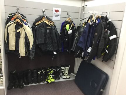 Motorbike Jackets & Boots For Sale!!