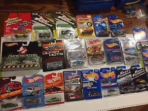 Various Hot Wheels and diecast available for sale
