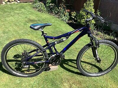 Couger Full Suspention Mountain Bike