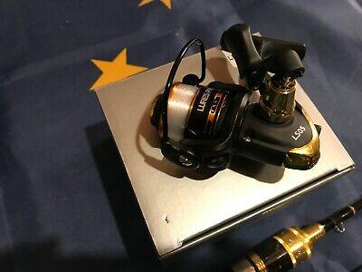 AT600 Spinning reel Front drag Metal handle Jaxon Atlantic AT AT450