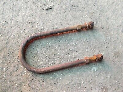 Farmall Super A Tractor Ih Ihc Widefrontend Wide Frontend U Mounting Bolt