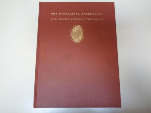 Historical Collection of Insurance Company of North America 1945 Fire Marks