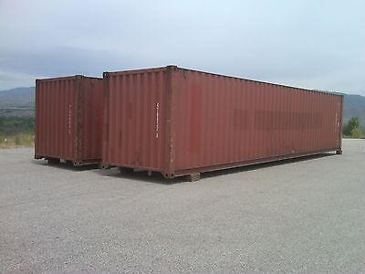 45ft Hc Shipping Container Storage Container Conex Box In Seattle Wa