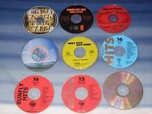 CHEAP $0.70 each 140 Karaoke disk 3000+ SONGS Annerley Brisbane South West Preview