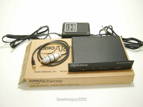 Audio Alchemy DTI / Digital Transmission Interface / 821563 -- KT