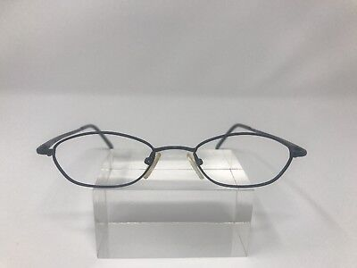 Eye-q Eyeglass Frames SW322 Black 48/20/140 Flex Hinge 3128