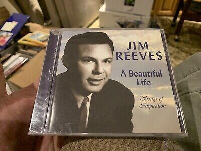 JIM REEVES-A BEAUTIFUL LIFE-SONGS OF INSPIRATION CD/2014/RARE/OOP/BRAND NEW!!!!! Jim Reeves Songs