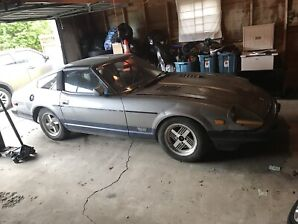 1983 Datsun 280zx Project (with some great parts)