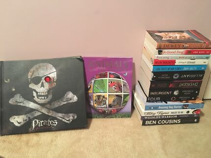 Assorted books Port Kennedy Rockingham Area Preview