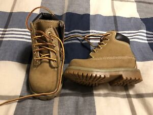 Toddler Boots Size 6.5