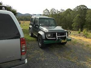 1996 Daihatsu Rocky Wagon Wingham Greater Taree Area Preview