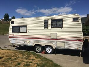1989 19' Kit Road Ranger Trailer