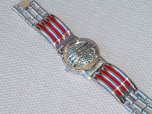 Communicator Red Metal Ranger Braclet Cosplay Prop Power Novelty