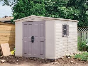Keter Shed - 8' x 10'