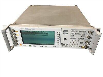 Hp Keysight Agilent E4432b Esg-d Opt 1e5 Un8 250khz-3ghz Series Signal Generator
