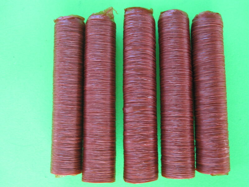 Slim 19 mm Sausage Snack Stick, Pepperoni and Slim Jim Casings for 25 lbs