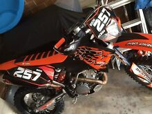 Ktm 250 exc-f Wollongong 2500 Wollongong Area Preview