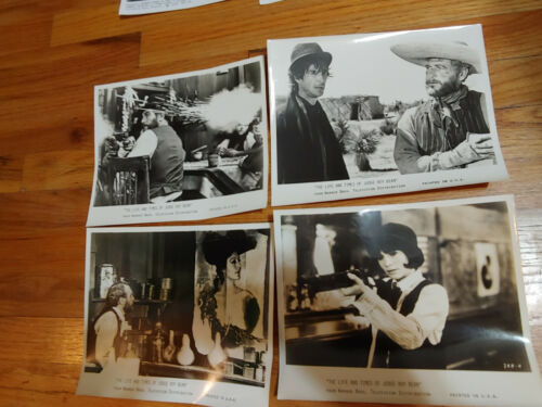 The Life and Times of Judge Roy Bean Press Photos Paul Newman Jacqueline Bisset
