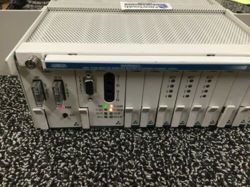 Adtran Total Access 850, with PSU and (3) FXS Cards