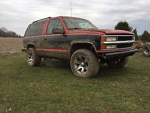 1994 blazer 350 full part out
